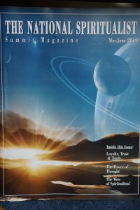 The National Spiritualist Summit Magazine