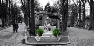 Elaborate Cemetery Sculpture at Montmartre
