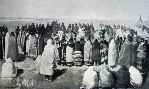 Southern Plains Ghost Dance