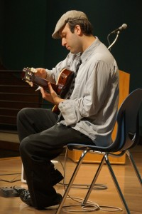 Sean Al-Jibouri, Jazz guitar.