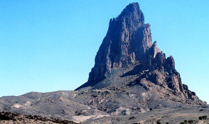 Rock with Wings / Shiprock
