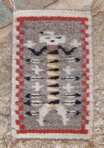 Monster Slayer represented on a weaving